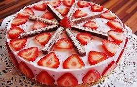 erdbeer yogurette torte beste essen