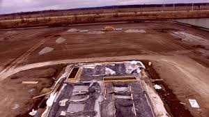 100 Saia Trucking Tracking New STL Terminal Construction Progress 2nd Video YouTube