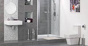 gorgeous inspiration grey bathroom ideas 5 grey bathrooms designs
