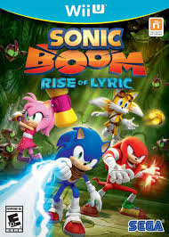 Sonic Boom: Rise Of Lyric | Game Grumps Wiki | FANDOM Powered By Wikia