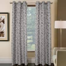 Kmart Curtains Jaclyn Smith by Jaclyn Smith Livingston Thermal Window Panel Shop Your Way