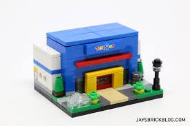 100 Lego Toysrus Truck Review Toys R Us Bricktober 2015 Buildings Jays Brick Blog