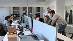 leclerc bureau une visite dans les bureaux du centre leclerc des océanides tvba
