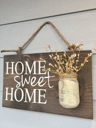 Fall Wooden Rustic Home Decor Signs