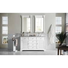 Cute Narrow Bathroom Cabinets Vanity Home Designs Gallery Wall