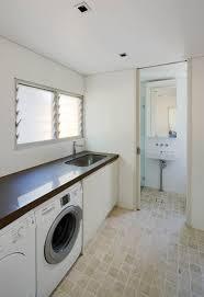Palm Beach House 2 Beach Style Laundry Room Sydney by
