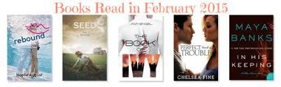 march 2015 undeniably book nerdy