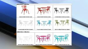 Pier 1 Imports Has Recalls Bistro Chairs Due To Fall Hazard Bistro Table And Chair Sets Awesome With Image Of 69 Off Pier 1 Keeran Rubbed Black Round High Imports Ding Room Chairs One Ikea Has Recalls Bistro Chairs Due To Fall Hazard Console Intended For Plans E Coffee Ordinary 30 Fresh Outdoor In Pier One Accent Apkkeurginfo Round Table Chriiscience1stoaklandorg Tables Indesignsme C Etched Metal Cstruction Cookingfevergames