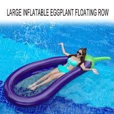 Inflatable Pool Floats Raft Swimming Ring Water Floating Toys