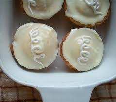 Homemade Hostess Orange Cupcakes