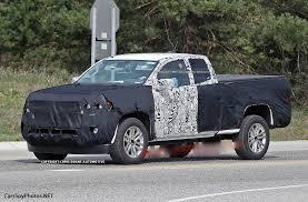 Chevy Colorado Next Generation Seen Looking Like Silverado