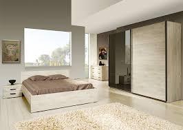 chambre chene blanchi table de chevet contemporaine 2 tiroirs marius coloris chêne blanchi