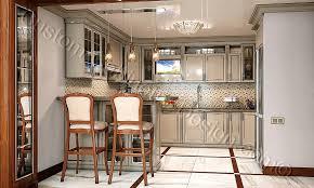 Small Kitchen Interior Design Image