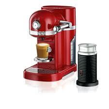 Red Kitchenaid Coffee Maker Automatic Drip 4 Cup Machine