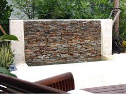 Impressive Large Outdoor Wall Water Fountains Unique Garden