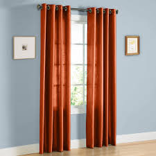 Fabric For Curtains Uk by Marvelous Orange Curtain Fabric Uk Panel Curtains Orange Curtain