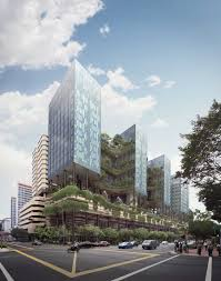 100 Woha Design WOHA Architects Singapore Earchitect