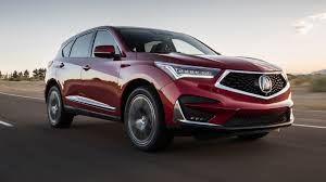 100 Motor Trend Truck Of The Year History Acura RDX 2019 SUV Of The Finalist