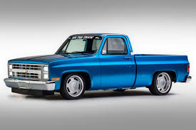 100 Lmc Truck Magazine WEEK TO WICKED 1985 CHEVY C10 American Legend