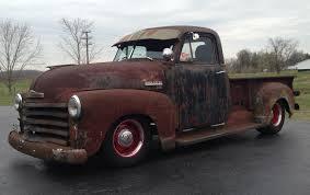 1951 Chevrolet Pickup Trucks For Sale