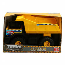 Tonka 93505 Retro Classic Steel Mighty Dump Truck | Shop Your Way ... Tonka Classic Dump Truck Big W Top 10 Toys Games 2018 Steel Mighty Amazoncom Toughest Handle Color May Vary Mighty Toy Cement Mixer Yellow Mixers Mixers And Hot Wheels Wiki Fandom Powered By Wrhhotwheelswikiacom Large Big Building Vehicle On Onbuy 354 Item90691 3 Ebay Truck The 12v Youtube Inside Power