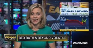 Bed Bath Beyond Application by Bed Bath U0026 Beyond Volatile After Hours