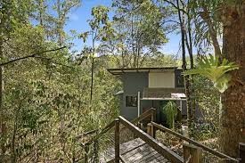 100 Treetops Maleny Secluded Rainforest Getaway With A Luxury Spa Bath Near Queensland