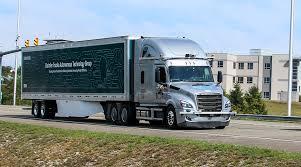 100 Self Moving Trucks Daimler Torc Begin Testing Driving In Virginia