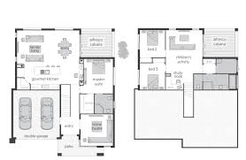 100 Floor Plans For Split Level Homes Home Horizon Act Plans Mcdonald