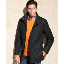 Kenneth Cole Wool-blend Car Coat In Gray For Men | Lyst Mens Barn Jacket Brown Size Xl Extra Large Nwt Canvas Quilted Best 25 Men Coat Ideas On Pinterest Coat Suit For Mens Tan Flanllined Barn Jacket Factorymen Jackets Factory Kenneth Cole Reaction Classic At Amazon Orvis Collection Ebay Chartt Denim Vintage Chore Heavy Blanket How To Wear A Over Suit The Idle Man Walls Stonewashed 104162 Insulated Urban Outfitters Uo Faux Shearling In Natural Lyst Ldon Fog Heritage Brant Hooded Green