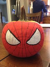 Spiderman Pumpkin Carving Stencils Patterns by Harper U0027s Spiderman Pumpkin My Diy Accomplishments Pinterest