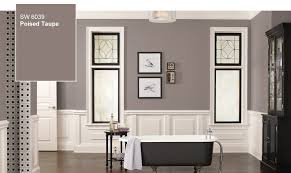 Neutral Bathroom Paint Colors Sherwin Williams by Poised Taupe Meet Sherwin Williams 2017 Color Of The Year