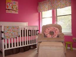 Owl Baby Girl Nursery Decorations Wonderful Baby Girl Nursery