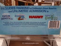 Great America Halloween Haunt Hours 2015 by Great America 2014 Season Pass