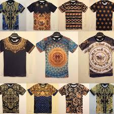 2015 New Fashion Hipster Brand T Shirt Men 3d Flores Element Retro Vintage Swag Clothes Camisetas