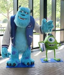 Sulley Monsters Inc Pumpkin Stencils by And Sulley And Mike Wazowski From Monsters Inc Pixar Facts