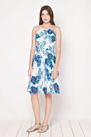 riviera floral strappy dress dresses great plains