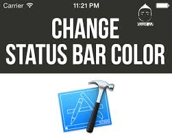 Xcode Tutorial: Change Status Bar Color - YouTube How To Show Androids Battery Percentage In The Menu Bar Use Ios Settings On Iphone And Ipad Guide For 11 Quicktype Keyboard Imore Android Apps Make Nofications More Interesting Give Your Status Stock Material Design Icons 7 Review Type Trademark Copyright Symbols Mimic Iphones The Guidelines Ivo Mynttinen User Interface Designer 25 Honor 5x Tips Tricks Symbols Top Bar Youtube