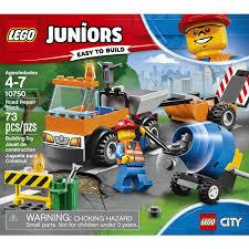 LEGO Juniors Road Repair Truck 10750 - LEGO - Toys
