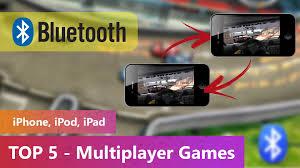 TOP 5 Bluetooth Multiplayer Games 2014 iPhone iPod iPad