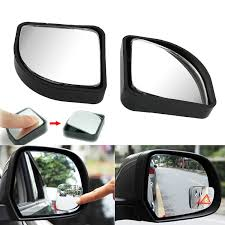 Blind Spot Mirror, 2 Pcs Black Fan-shaped Auxiliary Blind Spot ... Vehicle Blind Spot Assistance Stock Image Of Blind Angle Spots How To Check Them While Driving Aceable 2 X 3 Inch Rear View Mirrors Rearview Wide Angle Round Best Truck Curtains Decoration Ideas Drapes Mirror Pcs Black Fanshaped Auxiliary Arc Car Side 360 Adjustable Fits And Insights Wainwright Insight Wise Eye Blind Spot Truck Mirror Back Up Light Trouble Spot Unsafe Practices Saaq Right Position Trucklite 97619 5 Convex