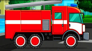 100 Youtube Trucks For Kids Cars And Police Car Ambulance Garbage Truck