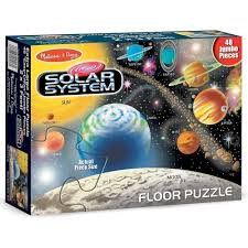 Melissa And Doug - 48 Piece Floor Puzzle - Solar System | Online ... Melissa Doug Fire Truck Floor Puzzle Chunky 18pcs Disney Baby Mickey Mouse Friends Wooden 100 Pieces Target And Awesome Overland Park Ks Online Kids Consignment Sale Sound You Are My Everything Yame The Play Room Giant Engine Red Door J643 Ebay And Green Toys Peg Squirts Learning Co Truck Puzzles 1