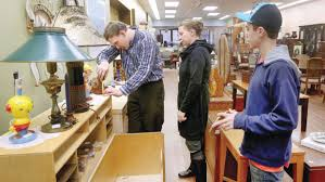 Furniture store gives quality secondhand pieces second chance
