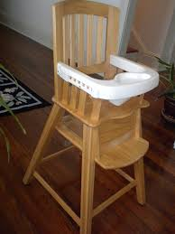 Eddie Bauer Wood High Chair Cover by Eddie Bauer Wood Highchair Sturdy Wood High Chair From Edd U2026 Flickr