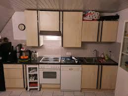 tolle küche mit elektrogeräten
