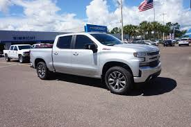 100 4wd Truck New 2019 Chevrolet Silverado 1500 RST For Sale Jacksonville FL 9C83