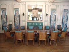 Art Deco Dining Room Good Ideas With Getaways Modern