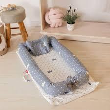 szplh multifunktion ale baby liege tragbares baby nest für neugeborene zum kuscheln zum einfachen schlafen im bett und im auto buy baby nest baby