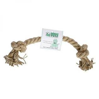from The Field Tug-A-Hemp Natural Dog Toy Xlarge
